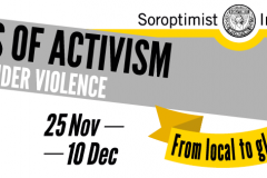 16 Days of Activism in Western Australia