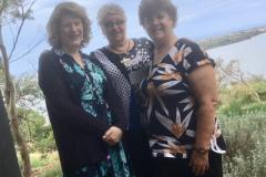 President Theresa visits Perth