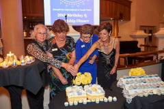 SI South Perth - cut the 20th Birthday Cake