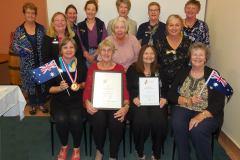 SI Albany AGM & Australia Day Award