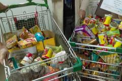 SI Albany - Food Bank donation