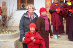 SI Cambridge - Red Beanie Project Bhutan