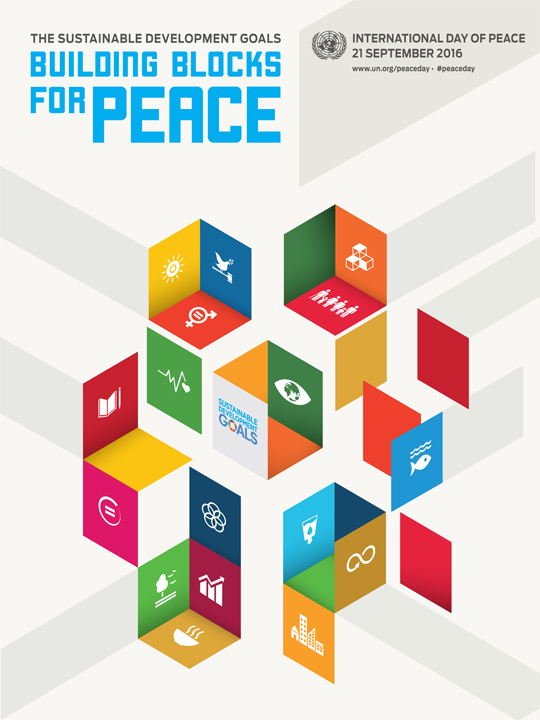 21 Sept Int Day of Peace
