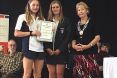 SI Canning Districts - presents scholarship