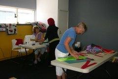 SI Fremantle - Quilt Project Update - June 2011