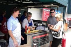 SI Fremantle Sausage Sizzle