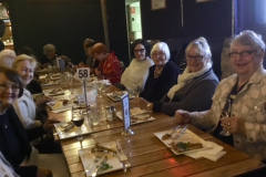 SI Fremantle - thank you and socialising