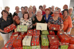 SI Fremantle Wraps Up the Year with Christmas Boxes for Wilf Sergeant House