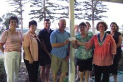 SI Geraldton - Camp Quality Donation