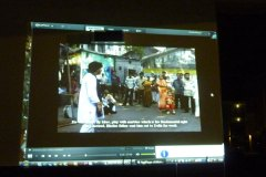 SI Helena - Trafficking of Young Girls and Child Labour Street Dramas - Oct 2011