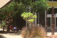SI Karratha & Districts - Purple Bench installed