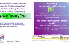 SI Karratha & Districts - 6 December meeting