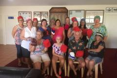 SI Karratha & Districts - knitted beanies