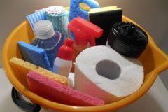SI Mandurah - Cleaning buckets