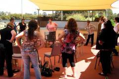 SI Maylands Peninsula Wellness Day Oct 2010