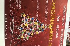 SI Port Hedland - celebrating Christmas with seniors
