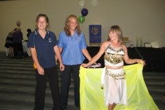 SI Rockingham - International Women's Day with the Girl Guides