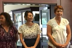 SI South Perth - Inducts 3 new members
