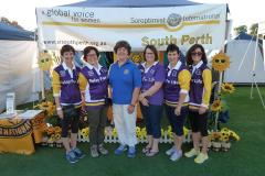 SI South Perth at Relay for Life 2017