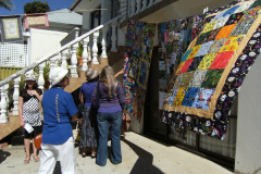 SI Fremantle - Airing of the Quilts