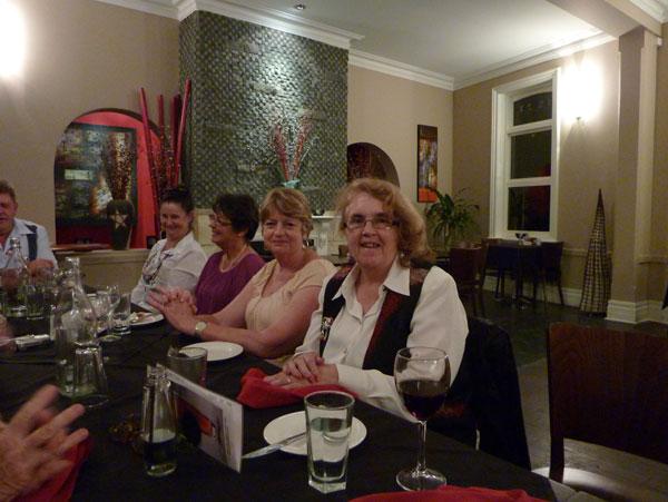Soroptimist International of Helena Christmas Dinner