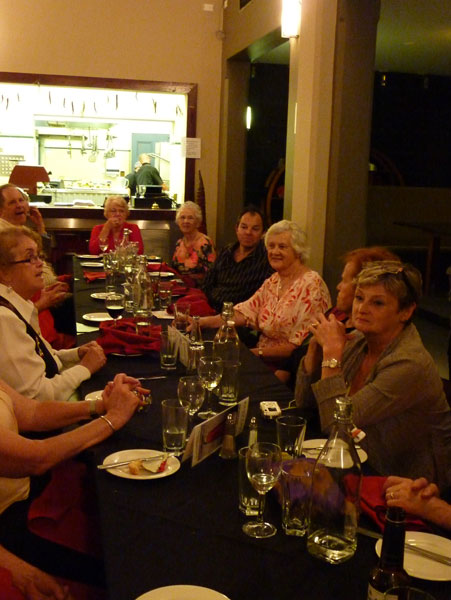 Soroptimist International of Helena Christmas Dinner