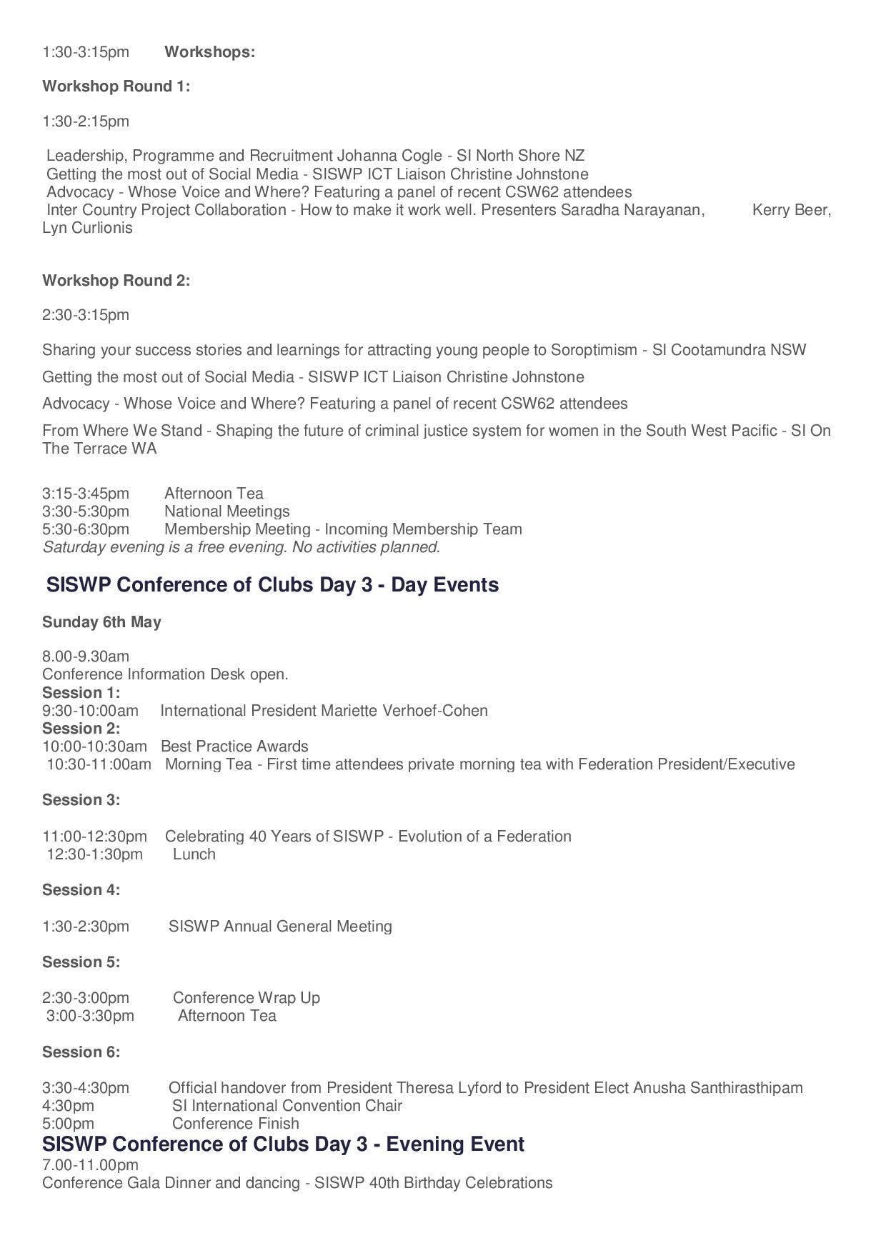 SISWP-Conference-of-Clubs-Day-1
