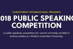 SIWA Public Speaking Final 24 03 2018