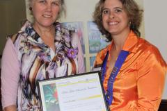 Stella Giles Award 2012