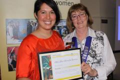 Stella Giles Award 2013