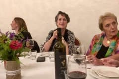 Tanunda meetings - Update 8 Dinner for members and partners