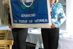 WA Women's Electoral Lobby (WEL WA) Banner Project 1999: Centenary Celebration of Women's Suffrage in WA