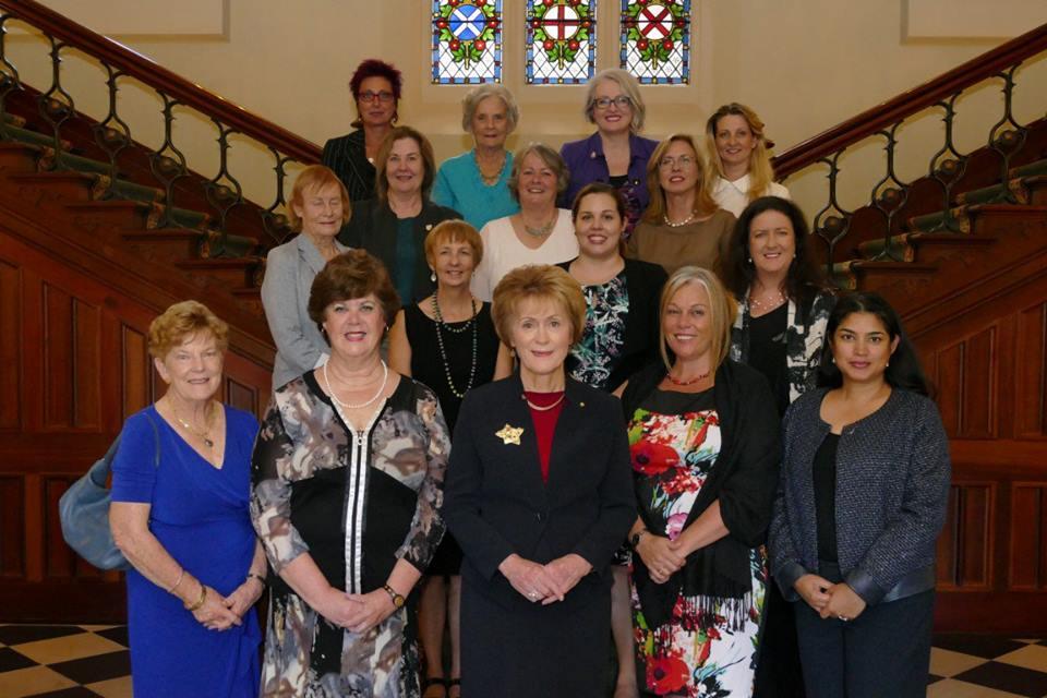 WA Womens Hall of Fame - Tea with Governor 2018